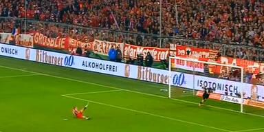 Elfer-Drama: 4 Bayern-Stars verballern