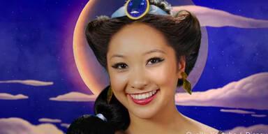 Model stylt sich wie 7 Disney-Stars