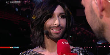 Das sagt Conchita nach dem Song Contest