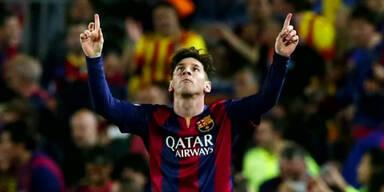 Bayern verliert in Barcelona