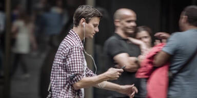Schock-Video warnt vor Todesgefahr Handy