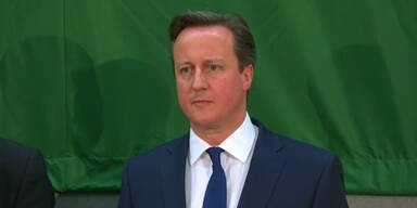 Klarer Sieg für David Cameron