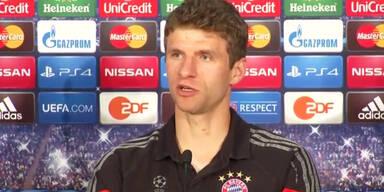 Bayern vor Barca Spiel optimistisch