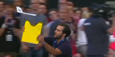 Papierflieger WM in Salzburg