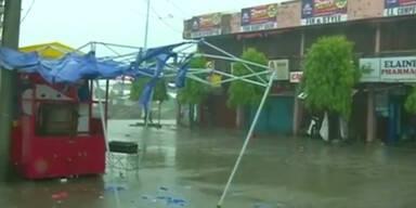 Taifun Noul erreicht die Philippinen