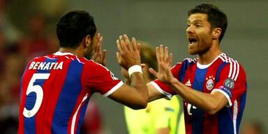 Champions-League-Aus für Bayern