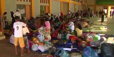 Flüchtlingskatastrophe in Südostasien