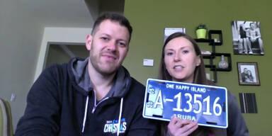 Schwangere überrascht Mann mit Baby-News