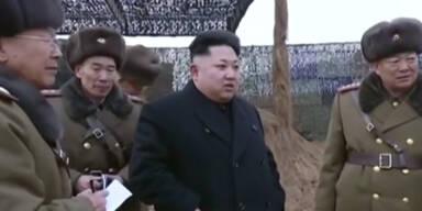 Ließ Kim Jong Un Minister hinrichten?