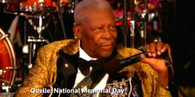 Trauer um Blues Legende B.B. King