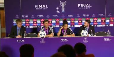Frankfurt gewinnt Frauen Champions League
