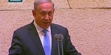 Netanjahu beginnt vierte Amtszeit