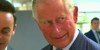 Briefe von Prinz Charles veröffentlicht