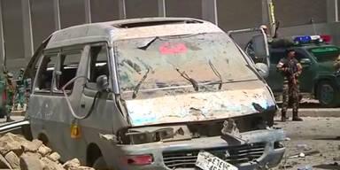 Tote bei Anschlag auf EU-Polizei