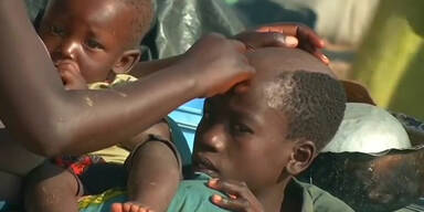 Burundi: 100.000 auf der Flucht