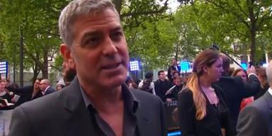"""Clooney stellt """"Tomorrowland"""" vor"""