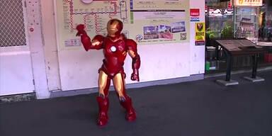 Iron Man-Fan baut eigene Rüstung