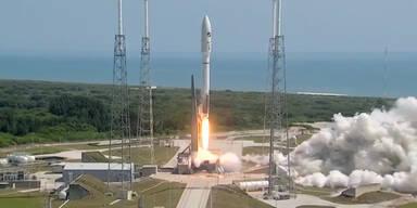 Unbemannte Atlas-5-Rakete gestartet