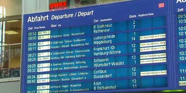 Trotz Bahn-Streik weiterhin Gespräche