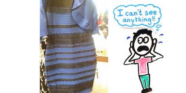 Gold oder Schwarz? Rätsel um Kleid gelöst