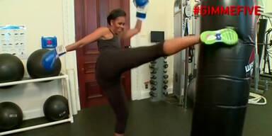 Fitness-Film mit Michelle Obama