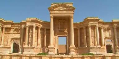 IS übernimmt antike Stadt Palmyra