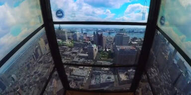 Neue Aussichtsplattform in New York