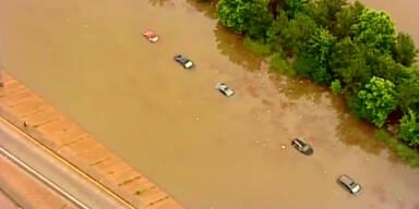 Texas ist überschwemmt