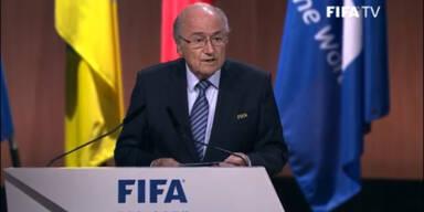 Fifa Kongress: Blatters Eröffnungsrede