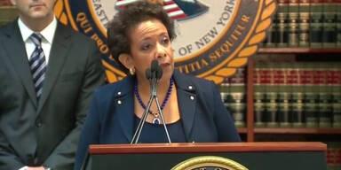 US-Justizministerin will FIFA Korruption beenden