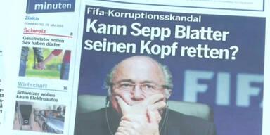 Druck auf Joseph Blatter wächst