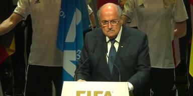 Blatter will Ruf der Fifa retten