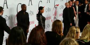 Promis bei CFDA Fashion Awards