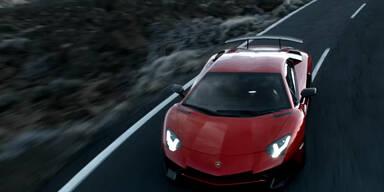 Stärkster Serien-Lamborghini startet