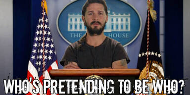 Shia LaBeouf 's Rede als Musikvideo