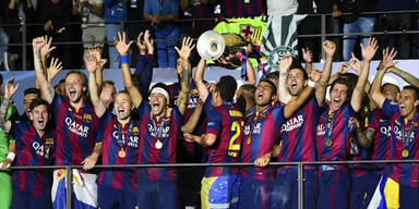 FC Barcelona gewinnt Champions League