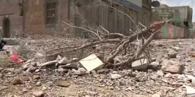 Tote nach Luftangriff auf Sanaa