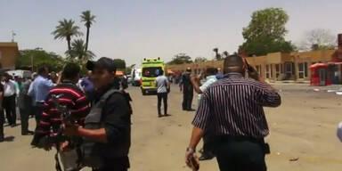 Verletzte bei Anschlag an Tempelanlage
