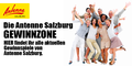 Gewinnzone NEU Antenne Salzburg