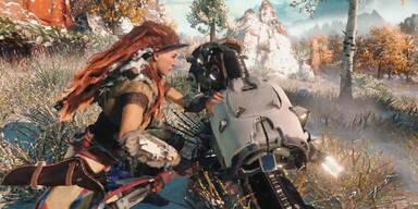 Horizon Zero Dawn für die Playstation 4