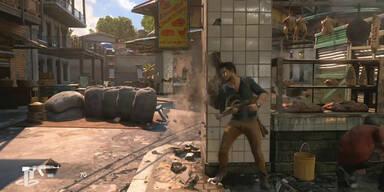 Uncharted 4 für die Playstation 4