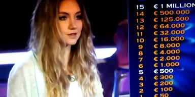 """""""Millionenshow"""": 50€-Frage falsch"""