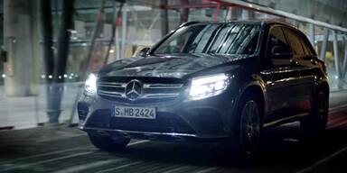 Der neue Mercedes GLC