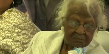 Ältester Mensch der Welt gestorben