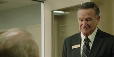 Letzte Rolle von Robin Williams