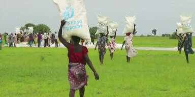 Hunderttausende hungern im Südsudan