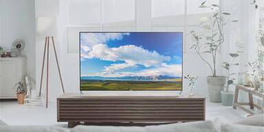 Sony bringt 4,9 mm dünnen 4K-TV