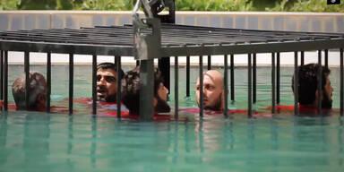Ertrinken! ISIS mordet immer grausamer