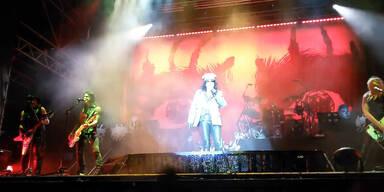 Alice Cooper rockt die Arena Wien