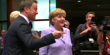 Merkel will endlich Griechenland Lösung